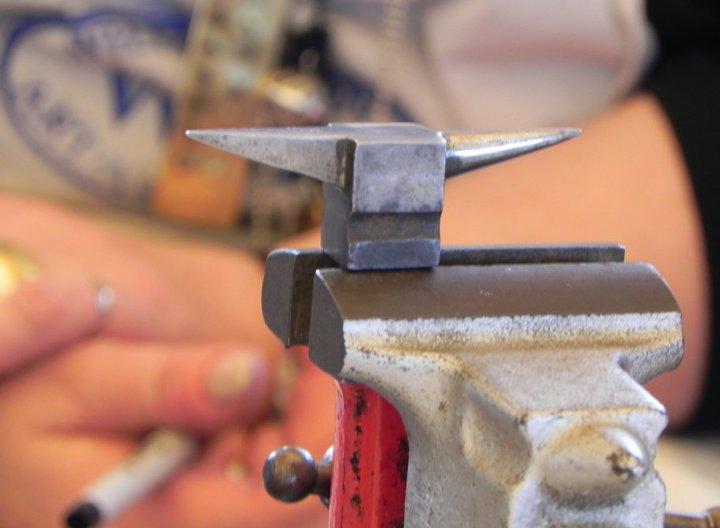 Weekly Jewelry_tiny anvil