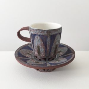 Repsher - Cup and Saucer