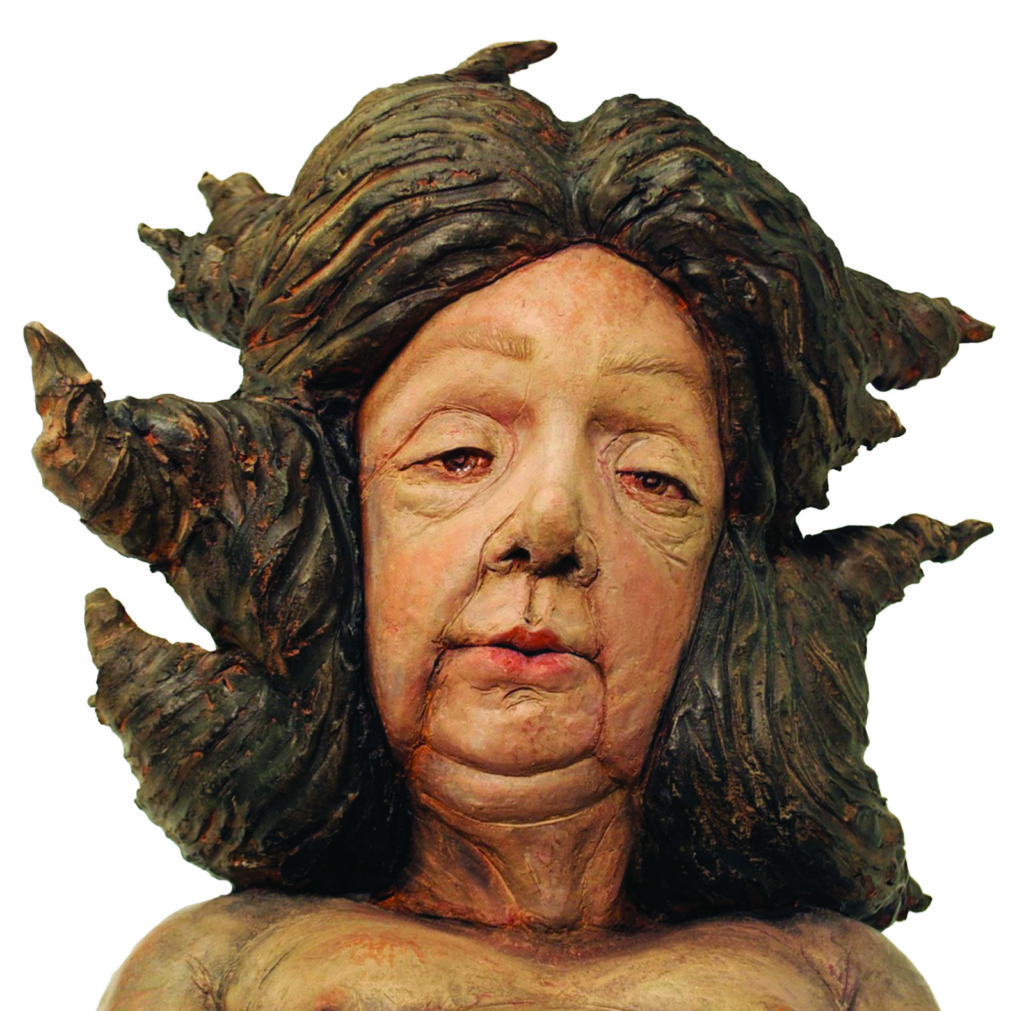 Andrea Keys Figurative Clay example image