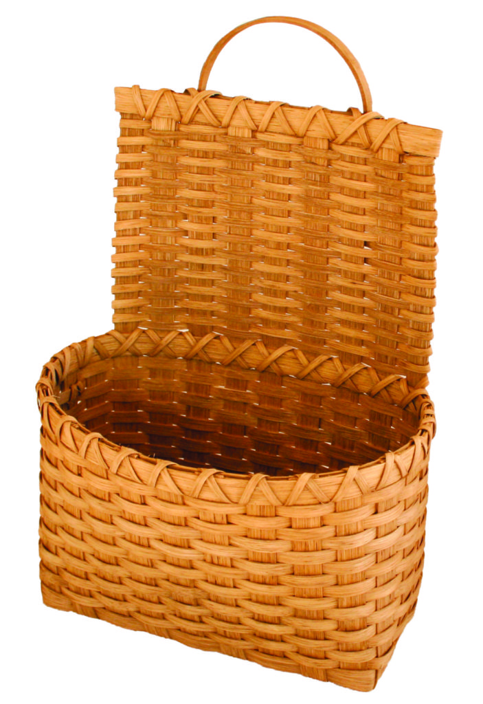 Ginny Sword Basket Weaving Workshop