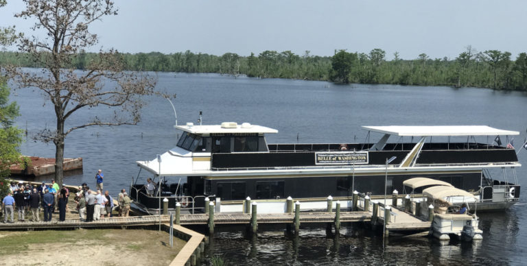 Belle of Washington Boat Tour