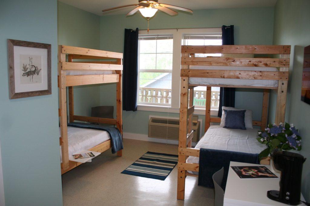 Quad Capacity Room