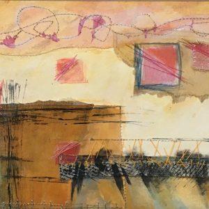 Pocosin Arts Gallery - Clare Murray Adams, October Kites