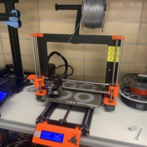 Michal Nashef 3Dprinting