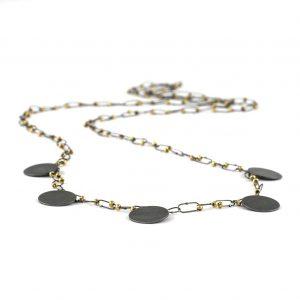 Raissa Bump Mini Delicate Constellation Necklace