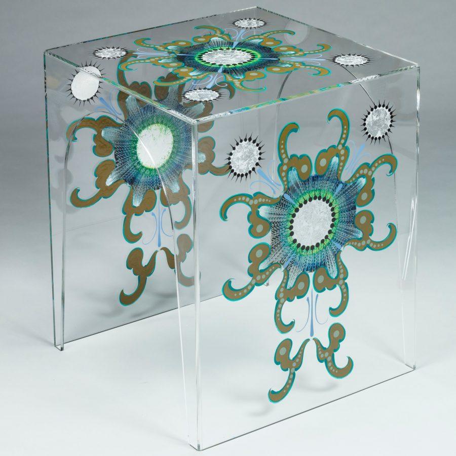 Silver Table (A) - Tara Austin
