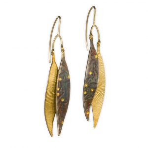 Willow Leaves Double Dangle
