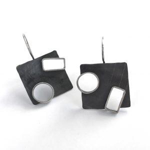 double portal earring - Jane Pellicciotto
