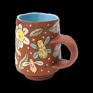 on the ground small mug - Laura Casas